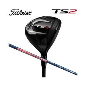 【即納】タイトリスト TS2 フェアウェイウッド Titleist Speeder 519 EVOLUTION シャフト 日本正規品|golfshop-champ