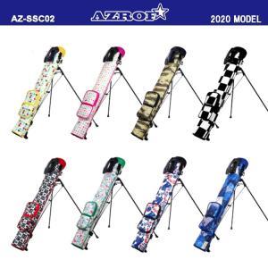 【2020年モデル】AZROF アズロフ セルフスタンドバッグ AZ-SSC02 No.197-204|golfshop-champ