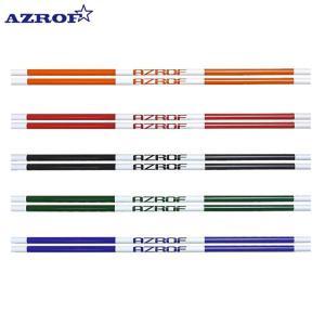 AZROF アズロフ トレーニングスティック(2本組)  練習器具 アライメントスティック AZ-TS01|golfshop-champ