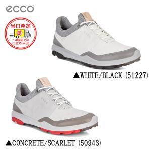 【即納】ECCO エコー バイオムハイブリッドスリー スパイクレス ゴルフシューズ BIOM HYBRID 3 日本正規品 155804|golfshop-champ