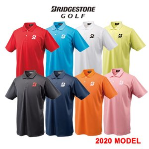 【2020年モデル】BRIDGESTONE GOLF ブリヂストンゴルフ 半袖 ポロシャツ POLO メンズ 日本製 50G01A|golfshop-champ