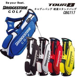 BRIDGESTONE ブリヂストン TOUR B キャディバッグ 軽量スタンドバッグ(9型) CBG717 golfshop-champ