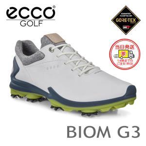 【即納】ECCO エコー バイオムG3 メンズ ソフトスパイク ゴルフシューズ 日本正規品 131804|golfshop-champ