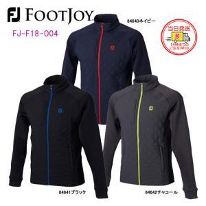 【即納】フットジョイ FootJoy ハイブリッド セーターフリース ジャケット FJ-F18-O04|golfshop-champ