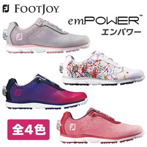 【一部即納】フットジョイ エンパワー スパイクレス Boa レディース ゴルフシューズ 日本正規品|golfshop-champ