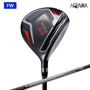 【2021年1月29日発売予定】ホンマゴルフ ツアーワールド T//WORLD GS フェアウェイウッド SPEEDTUNED 48 シャフト 日本正規品|golfshop-champ