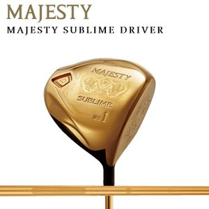 マジェスティ サブライム SUBLIME ドライバー MAJESTY SUBLIME LV830 シャフト 日本正規品|golfshop-champ