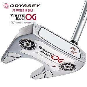 【2021年4月下旬発売予定】 オデッセイ パター WHITE HOT OG ホワイトホット オージー #7 ストロークラボシャフト 右用33インチ/左用34インチ 日本正規品 21PT|golfshop-champ