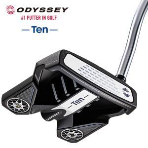 【2021年3月19日発売予定】ODYSSEY オデッセイ パター テンシリーズ Ten ストロークラボ 日本正規品 21PT|golfshop-champ