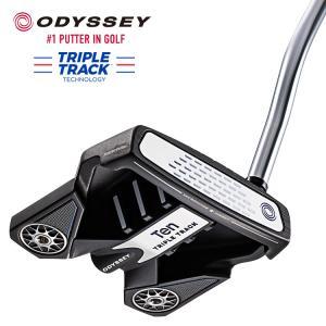 【2021年3月19日発売予定】ODYSSEY オデッセイ パター Ten TRIPLE TRACK テン トリプルトラック ストロークラボシャフト 日本正規品 21PT|golfshop-champ