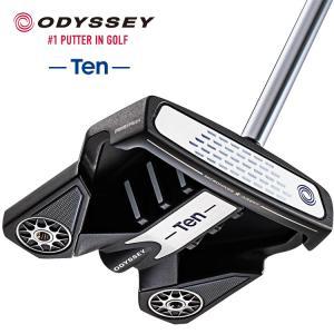 【2021年3月19日発売予定】ODYSSEY オデッセイ パター テンシリーズ Ten センターシャフト ストロークラボ 日本正規品 21PT|golfshop-champ