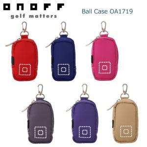 オノフ ONOFF ボールケース Ball Case OA1719|golfshop-champ
