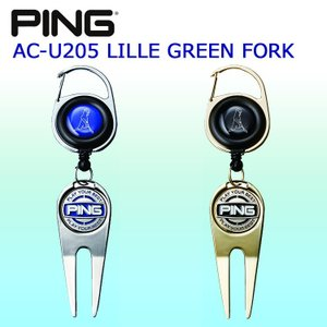 ピンゴルフ AC-U205 グリーンフォーク 35071 日本正規品|golfshop-champ