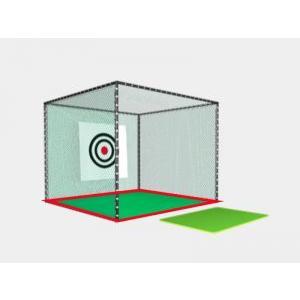 スカイトラック ゴルフ SkyTrak マスターゴルフブース用圧縮チューブマット 正規品