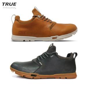 【2019年秋冬】TRUE linkswear トゥルー リンクスウェア Original Premium オリジナルプレミアム メンズ ゴルフシューズ|golfshop-champ