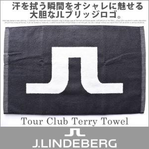 【J・リンドバーグ★J.Lindeberg】汗を拭う瞬間をオシャレに魅せる大胆なJLブリッジ★ --...