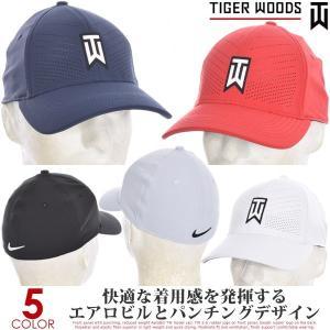 (スペシャル感謝セール)ナイキTWモデル Nike  ゴルフキャップ エアロビル ヘリテージ86 キ...