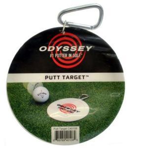 オデッセイ ODYSSEY ゴルフグッズ アクセサリー パット ターゲット パッティングエイド(練習器具)