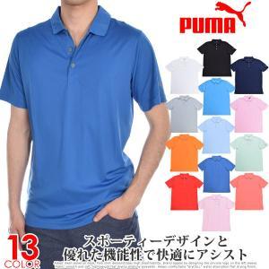 c23ee0122c926 厳選☆ポイント5倍)プーマ Puma ゴルフ ポロシャツ ローテーション 半袖ポロシャツ 大きいサイズ USA直輸入 あすつく対応