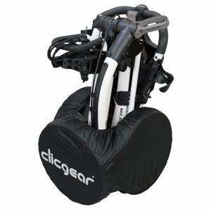 クリックギア 3.5+ プッシュカート用ホイールカバー|golfshoplb