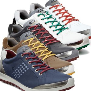 エコー ECCO MEN'S GOLF BIOM HYBRID 2 カラー:WHITE/FIRE|golfshoplb