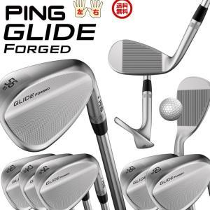 PING GLAID FORGED WEDGE グライドフォージド ウェッジ 標準スチールシャフト|golfshoplb