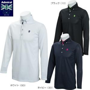 (セール)アドミラルゴルフ テクニカル ポロシャツ(ADMA899) 2018秋冬