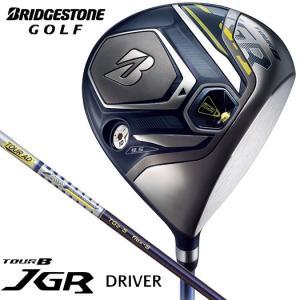 ブリヂストンゴルフ TOUR B JGR ドライバー【TOUR AD for JGR TG2-5】オ...