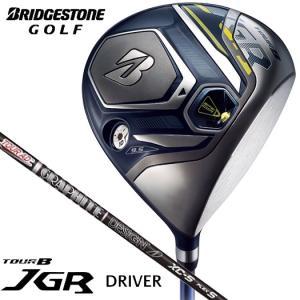 ブリヂストンゴルフ TOUR B JGR ドライバー【TOUR AD XC-5 カーボンシャフト】2...