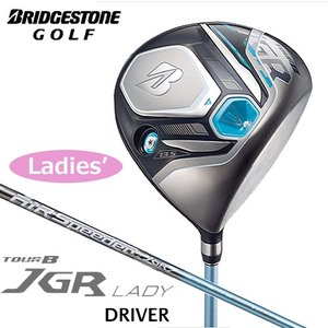 (レディース)ブリヂストンゴルフ TOUR B JGR LADY ドライバー【AiR Speeder...