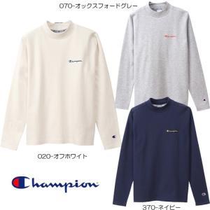 (セール)チャンピオン ゴルフ ハイネックシャツ(C3-QG406)2019秋冬