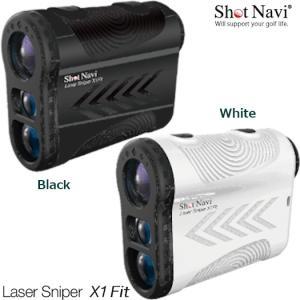 ショットナビ レーザー スナイパー X1 フィット レーザー距離計測器