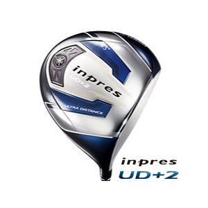 ヤマハ インプレス UD+2 ドライバー inpres UD+2 DRIVER オリジナルカーボンTMX-417Dシャフト