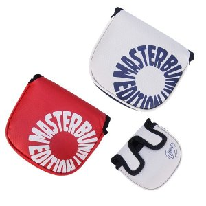 【NEW多機能】マスターバニーニューライトウエイトシリーズ サークルロゴパターカバーツーボールマレット型 158-7984809【2.75】【郵送料無料】|golfwaveonline2