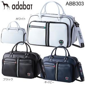 【NEW】アダバット(adabat)シューズ イン ボストンバッグ【ABB303】 golfwaveonline