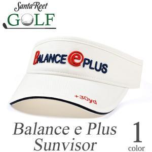 ゴルフ用品ゴルフウエアスポーツウェアサンバイザー ラウンド飛距離アップバランスゴルフメンズゴルフウェア バランスEプラスサンバイザー BEP-CP151|golfwear