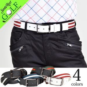 ベルト メンズ ゴルフベルト メンズ  スポーツ ベルト IF-BT1616|golfwear