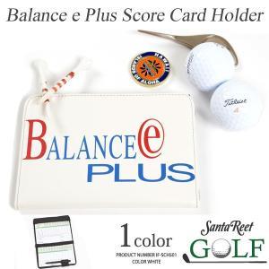 スコアカードホルダー ゴルフメンズ合成皮革 レザーラウンド用小物アクセサリー バランスeプラススコアカードホルダー IF-SCH501|golfwear