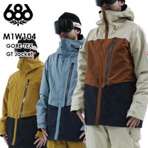 予約 ジャケット 686 SIX EIGHT SIX GORE-TEX GT Jacket  21-22 MENS メンズ スノボ ウェア|golgoda