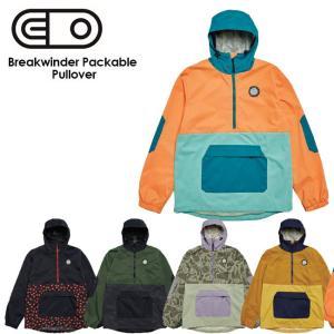 エアブラスター AIRBLASTER Breakwinder Packable Pullover 21-22 ブレイクウィンダー パッカブル プルオーバー メンズ レディース|golgoda