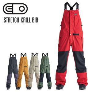 エアブラスター AIRBLASTER Stretch Krill Bib 20-21 ストレッチ クリル ビブ ビブパンツ つなぎ スノーボード ウェア|golgoda