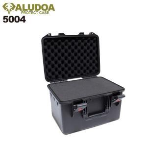 防塵防水ABSケース ALUDOA プロテクトケース 5004 27L カメラ パソコン 精密機械 BAG キャリーバッグ golgoda