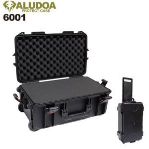 防塵防水ABSケース ALUDOA プロテクトケース 6001 30L カメラ パソコン 精密機械 BAG キャリーバッグ golgoda