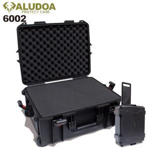 防塵防水ABSケース ALUDOA プロテクトケース 6002 40L カメラ パソコン 精密機械 BAG キャリーバッグ golgoda