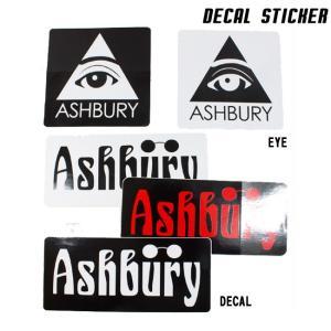 ステッカー ASHBURY DECAL STICKER 2タ...