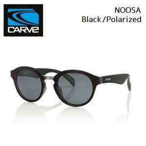 サングラス CARVE NOOSA Black Polarized カーブ ヌーサ 偏光レンズ SUNGLASS|golgoda