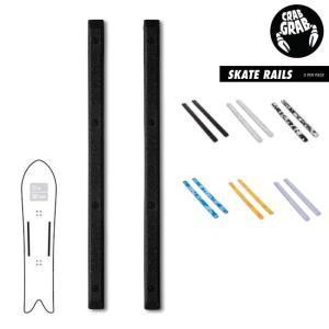 デッキマット クラブグラブ CRAB GRAB SKATE RAILS スケートレイル デッキパッド スノーボード 板 SNOWBOARD