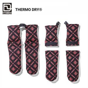 サーモドライ DEELUXE Thermo DRY スノーボード ブーツ 乾燥剤 メンズ/レディース...