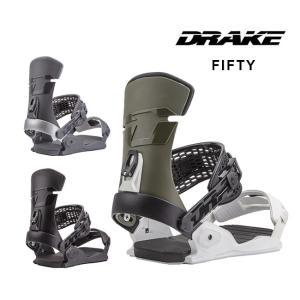 17-18モデル DRAKE FIFTY ドレイク ビンディ...
