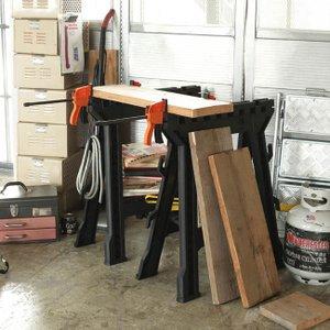 □商品詳細 ■MODEL:SAWHORSE PAIR WITH BAR CLAMPS ■SIZE:H...
